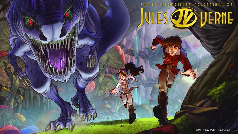 Musicartoon - Le straordinarie avventure di Jules Verne