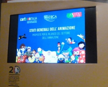 I risultati degli Stati generali a Cartoons on the Bay